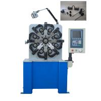 Three Axis Universal Torsion Spring Coiling Machine 2.7 KW / Spring Making Machinery