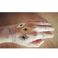 Gold ink tattoos popular gold ink tattoos for Metallic tattoo ink