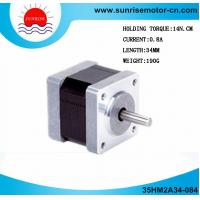 Buy cheap Hybrid Stepping Motor (35HM2A)35HM2A34-084 from wholesalers