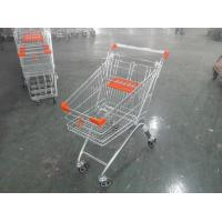 Wholesale Childrens Wire Shopping Trolley Foldable With 4 wheel , European Style from china suppliers