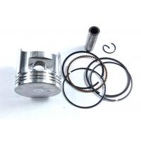 China Aluminum Motorcycle Engine Parts Piston And Rings Kit CD100 High Performance on sale