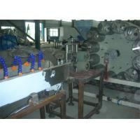 China PVC Garden Line Products , Plastic Extrusion Line PVC Fiber Reinforced Pipe Making Machine on sale