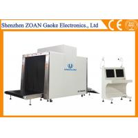 Large Size Luggage X Ray Machine For Logistic Departmemt 220V AC Power