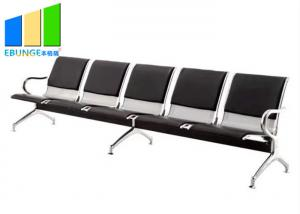 Wholesale Stainless Steel Public 3 Seater Airport Bank Waitings Chair For Hospital from china suppliers