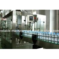 Wholesale Big Bottle High Efficiency Automatic Bottle Water Filling Line (CGFA) from china suppliers