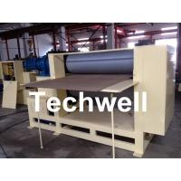 Wholesale Roll Embossing Machine For Decorative MDF / HDF Panels 3.8 Ton from china suppliers