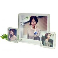 Wholesale acrylic easel photo frame from china suppliers