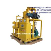 Wholesale Transformer Vacuum Evacuation Plant | Oil Filtration | Insulating Oil Treatment Machine from china suppliers