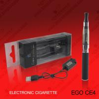 Wholesale 2014 newest Electronic Cigarette Rechargeable Mini Electronic Cigarette ego ce4 from china suppliers