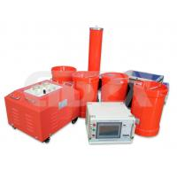 Buy cheap High Voltage 500kV 700kV Substation Series AC Resonant Test System for GIS from wholesalers