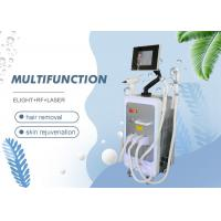 Buy cheap Effective Beauty Salon Multifunction E-light IPL RF Machine For Hair Reduction / from wholesalers
