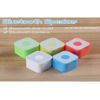 Wholesale Mini Portable Smart Bluetooth Speaker With Bluetooth Anti-lost / Camera from china suppliers