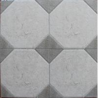Low Water Absorption Ink-jet printing Glazed Rustic Ceramic Tiles 300x300mm Multicolor Tile