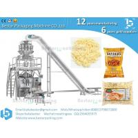 Wholesale Multi-head scale + Parmesan cheese packaging machine Vffs + slice cheese + slice cheese packaging machine from china suppliers