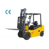 Wholesale 1.5 Ton Small Electric Forklift , 4 Wheel Drive Forklift CE Certification from china suppliers