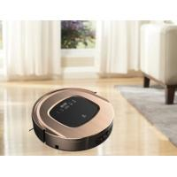 Quality Auto Charging ABS 5 In 1 Wet And Dry Robot Vacuum Cleaner For Carpet / Wood And Tile for sale