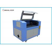 Wholesale CO2 Cnc Laser Cutting Machine 6090 With DSP Control Steeper Motor Glass Tube from china suppliers