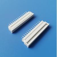 Buy cheap DIP Type connector fpc connector 1.25mm pitch ZIF with VERSA NEEDLE PCB LAYOUT from wholesalers