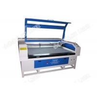 Wholesale Leather Laser Cutting Machine engraving cutting punching hollowing PU Laser JHX-160100 from china suppliers