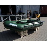 Heavy Duty Army Green Marine Inflatable Fishing Dinghy