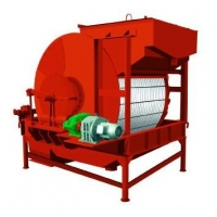 Wholesale Gyw Vacuum Permanent Magnetic Filter , Continuity Drum Vacuum Filter from china suppliers