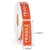 China Thick And Sturdy Round Self Adhesive Labels Perfect For Special Events on sale