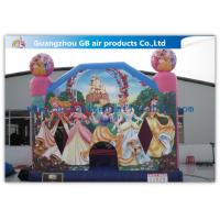Wholesale Dinis Princess Bounce House Childrens Bouncy Castle PVC Material For Kindergarten from china suppliers