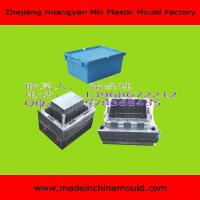 China Plastic Injection Tool Case Mould Tooling Box Mould Design on sale