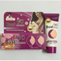 Wholesale 50ML 90 bust cream bust firming herbal cream breast enhancement cream from china suppliers