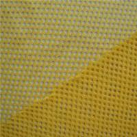 Wholesale Single Layer Polyester Washable Mesh Fabric For Bags Bedding Shoes from china suppliers