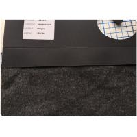 Wholesale 26 W Grey Stretch Wool Fabric 9% Nylon  57 Polyester 650 G Per Meter For Socks / Hats from china suppliers
