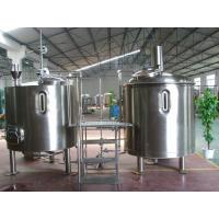 Wholesale SS Brewing Equipment Stainless Steel Beer Fermentation Tank  2Bbl 3Bbl 5Bbl 10Bbl from china suppliers