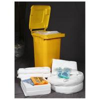Wholesale Mobile Convenient Chemical Spill Kit , Environmental Emergency Oil Spill Kit from china suppliers