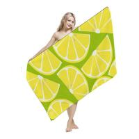Wholesale Knitted Sublimated Beach Towels Dense Terrt Strong Water Absorbability from china suppliers