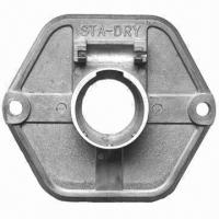 Wholesale Die casting part, made of aluminum alloy, spraying from china suppliers