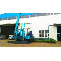 Wholesale No Noise Mini Pile Driving Equipment For Spun Pile Square Pile Foundation from china suppliers