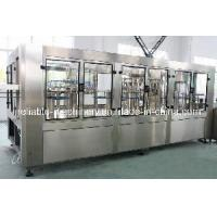 Wholesale 3 in 1 Water Filling/Bottling Production Machine (CGFA series) from china suppliers