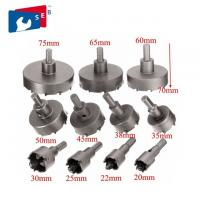 Wholesale 14 - 150 Mm Cemented Carbide TCT Hole Saw Apply To Steel Aluminum Iron from china suppliers