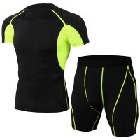 Wholesale Sport Running Custom Rash Guard Durable Tight Fit Environment Friendly from china suppliers