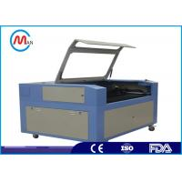 Buy cheap Computer Controlled Fiber Laser Engraving Machine 400 x 300mm Working Area from wholesalers