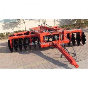 Wholesale 32 hydraulic heavy-duty disc harrow from china suppliers