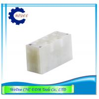 Wholesale Fanuc EDM Parts A290-8111-Y527 F317 EDM Upper Ceramic Isolator Plate 27Lx70Wx35H from china suppliers