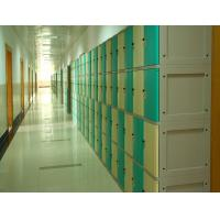 Wholesale Anti Corrosion Plastic School Lockers 4 Comparts 1 Column For Water Baths from china suppliers