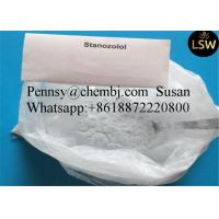 Wholesale Winstrol Stanozol Oral Anabolic Steroids for Bodybuiding White Powder 10418-03-8 from china suppliers
