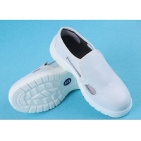 Wholesale Side Open 290mm Four Mesh Side Open SPU Esd Shoes Breathable from china suppliers