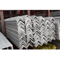 Quality SS304 SS304L SS316 SS316L SS201 SS310S Stainless Steel Angle Bar Approved ISO for sale