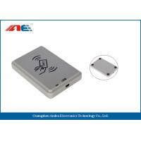 Wholesale Non Contact USB RFID Reader Smart Card Scanner With Free Software from china suppliers