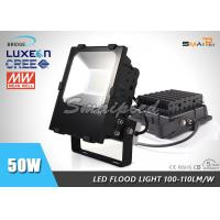 China Landscape Solar Powered LED Flood Lights Outdoor LED Exterior Flood Lighting on sale