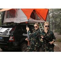 China Waterproof Folds Up  Car Roof Tent Hard Top Light Aluminum Alloy Skeleton on sale