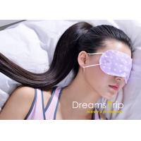 Wholesale Moisturizing Unscented Self Heating Steam Eye Mask vapour Medical grade from china suppliers